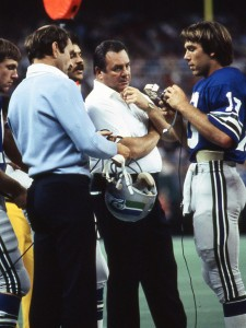 Jack Patera and Jim Zorn